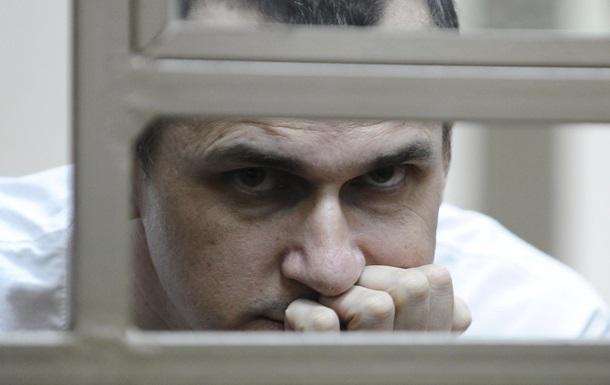 Адвокат: Сенцова вновь этапировали