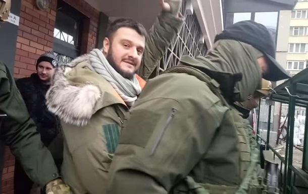 Сина Авакова затримали. Подробиці