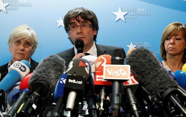Карлеса Пучдемона та екс-міністрів уряду Каталонії викликають до суду