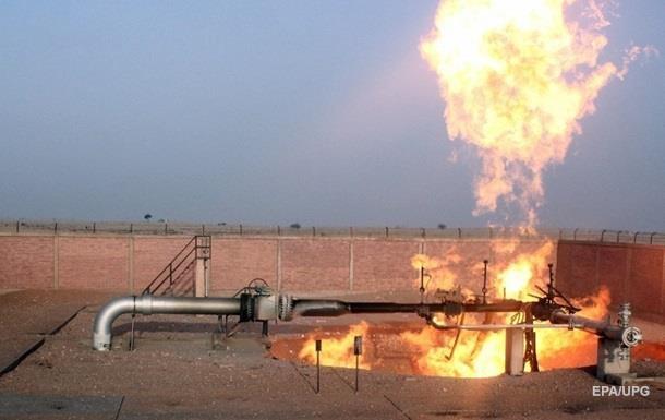 У Криму підтвердили зовнішній вплив на газопровід
