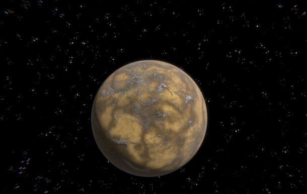 Ученые обнаружили гигантскую планету- монстра