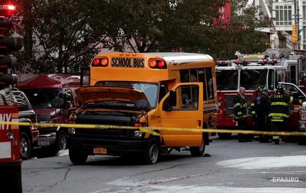 Теракт у центрі Нью-Йорка. Усі подробиці