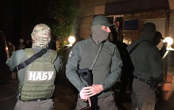 НАБУ обыскивает полицейских по делу сына Авакова