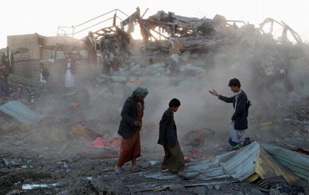 Понад 20 загиблих від авіаудару на півночі Ємену