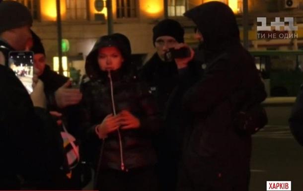 ДТП в Харькове: Зайцеву привезли на место аварии