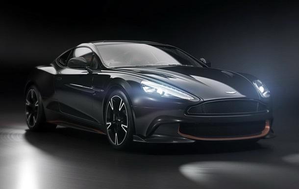 Aston Martin выпустит прощальный спорткар Vanquish