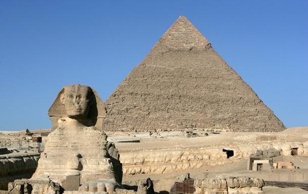 У піраміді Хеопса знайшли кімнату за допомогою космічних променів