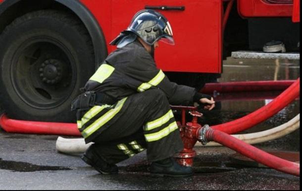 Под Харьковом в результате пожара погиб ребенок