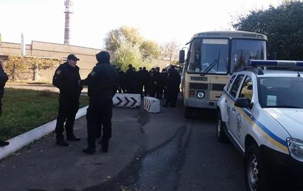 Захват воинской части в Одессе: командира отправили под домашний арест