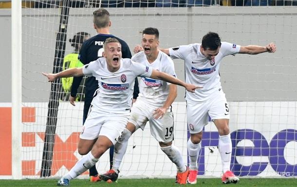 Герта - Зоря. 2:0 Онлайн матчу Ліги Європи