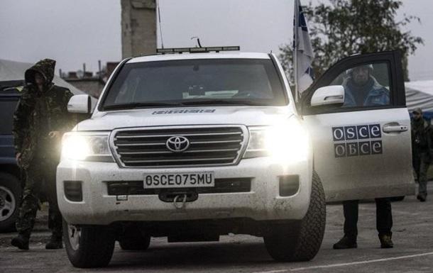 ОБСЕ: Списки на обмен пленных на Донбассе не сформированы