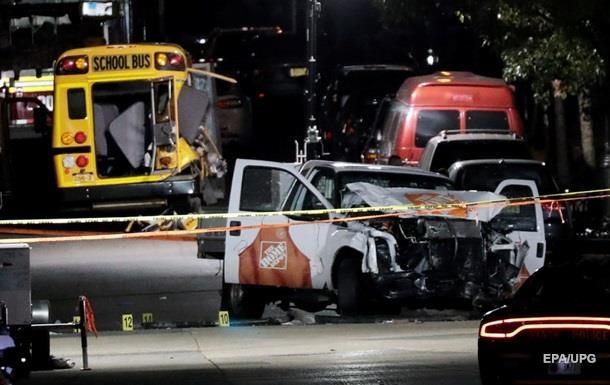 Исламское государство  взяло на себя ответственность за теракт в Нью-Йорке