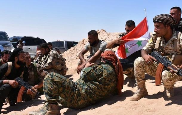 Сирійська армія відбила в  Ісламської держави  місто Дейр-ез-Зор