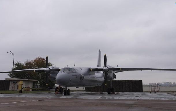 ЗСУ отримають літак Ан-26 після капремонту