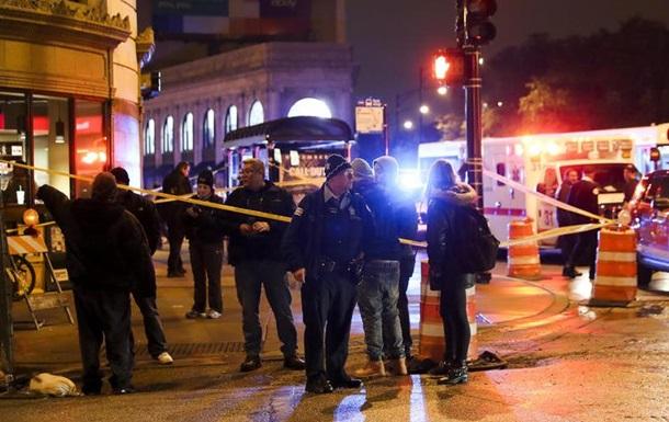 В США неизвестный устроил стрельбу в кафе, есть жертвы