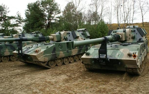 Україна хоче купити у Польщі артилерійські установки Krab