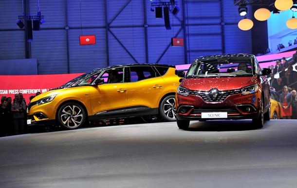 Франція продала частину акцій Renault