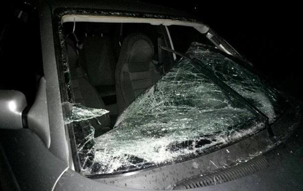 У Харківській області водій збив чотирьох людей