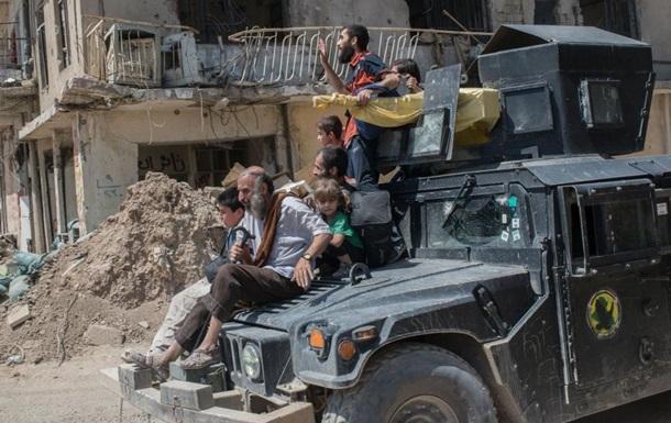 ООН: Бойовики ІД вбили в Мосулі понад 700 мирних жителів