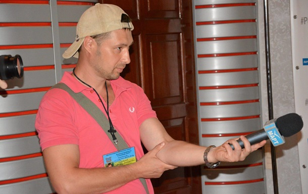 В Николаеве журналиста ограбили перед прямым эфиром