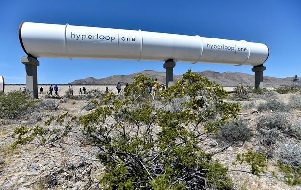 Стала известна цена поездки на Hyperloop