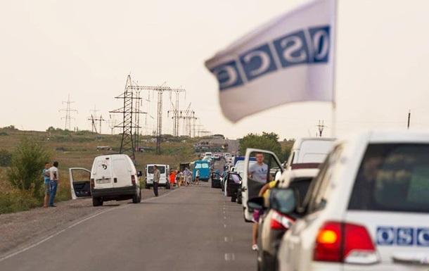 ОБСЕ зафиксировала более 325 000 нарушений перемирия на Донбассе