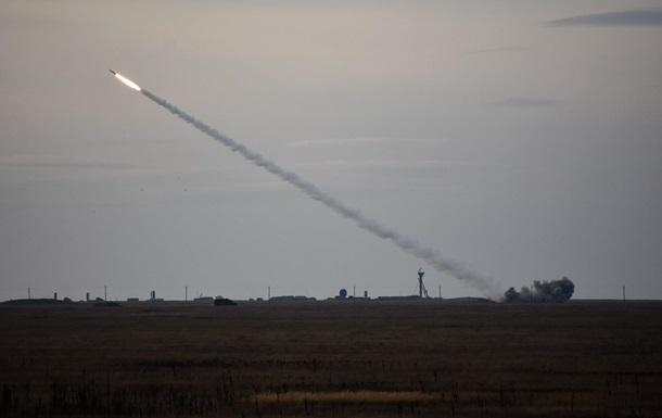 У Міноборони показали відео ракетних стрільб