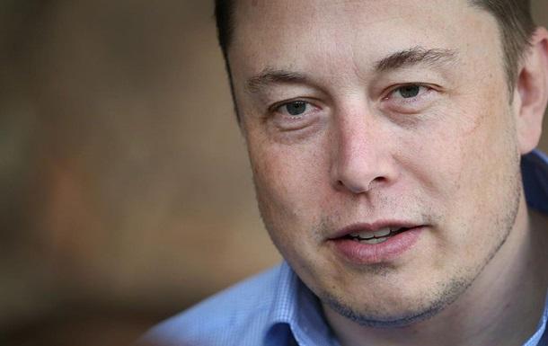 Маск обеднел на $800 млн из-за убытков Tesla