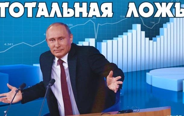 Путин и его рейтинг среди населения «сверхдержавы»