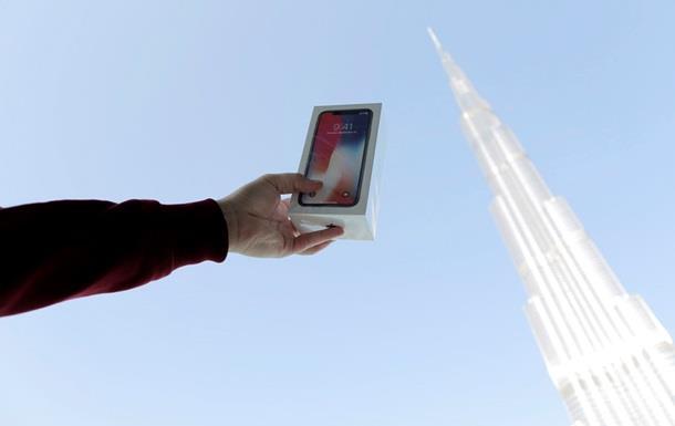 iPhone X. Чим виявився старт продажу нового айфона
