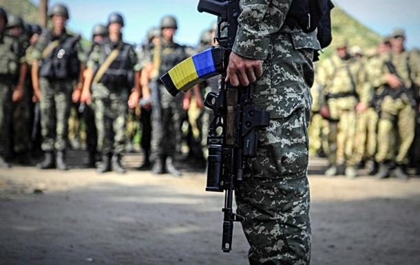 Штаб: На Донбассе задержали дезертира