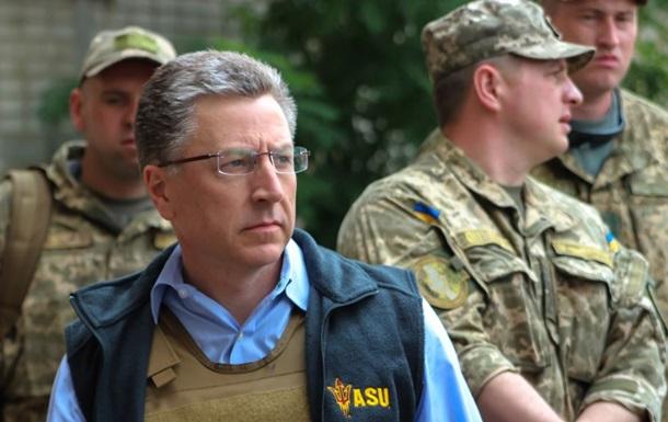 Волкер рассказал, когда готов поехать в Донецк