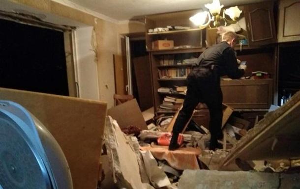 У Києві вибухнув будинок, є жертви