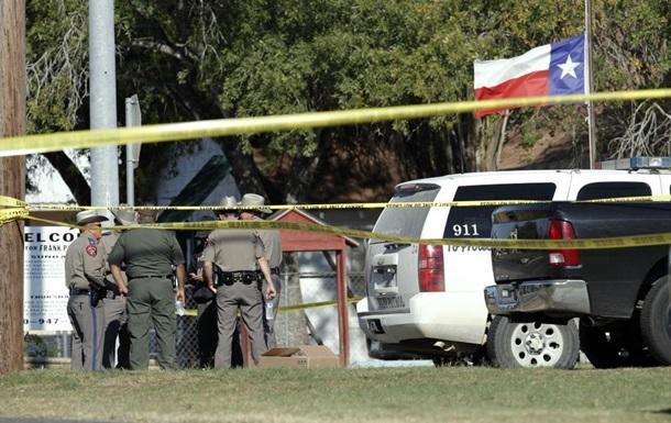 Стрілянина в Техасі: бійню в церкві влаштував колишній військовий