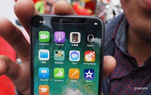iPhone X: видео