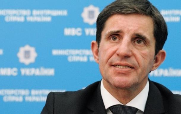 Шкіряк прокоментував інцидент біля суду в Києві