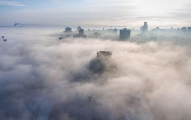 Україну огорне туман