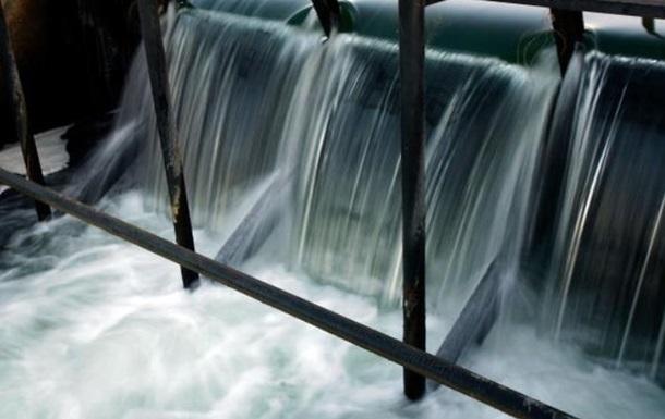 На Донбасі пошкоджена гребля водосховища