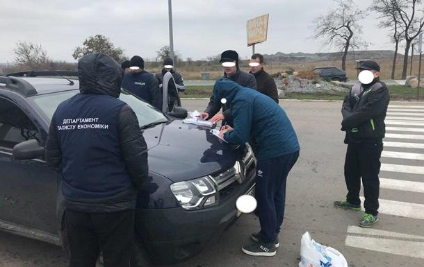 В Запорожской области на взятке погорел инспектор Агентства рыбхоза