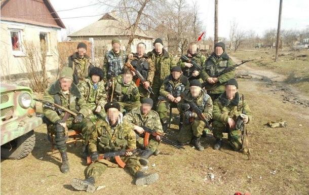 СБУ заявила, що спіймала бійця ЛНР під Харковом