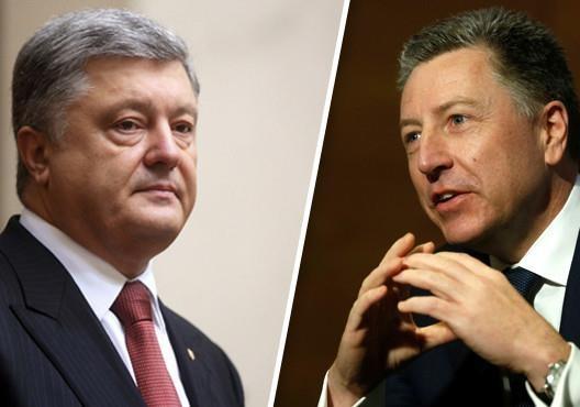 Приезд Волкера: Украине пора начинать надеяться на саму себя