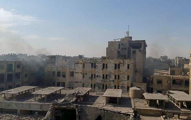 В Сирии на фугасе подорвались российские журналисты и военные