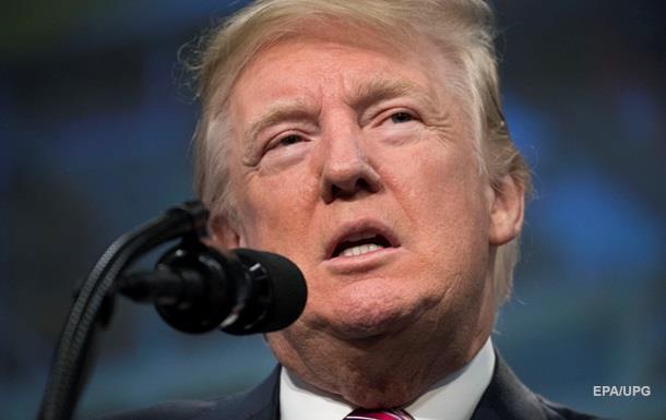 Трамп просит Конгресс увеличить оборонный бюджет