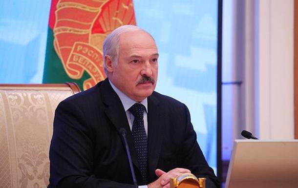 Лукашенко привітав білорусів зі сторіччям Жовтневої революції