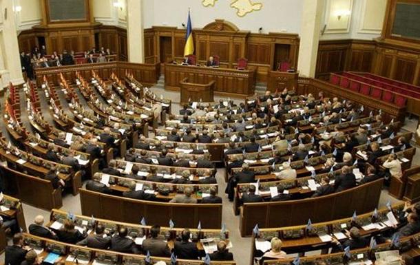 Депутаты рассмотрят вопрос увольнения Авакова