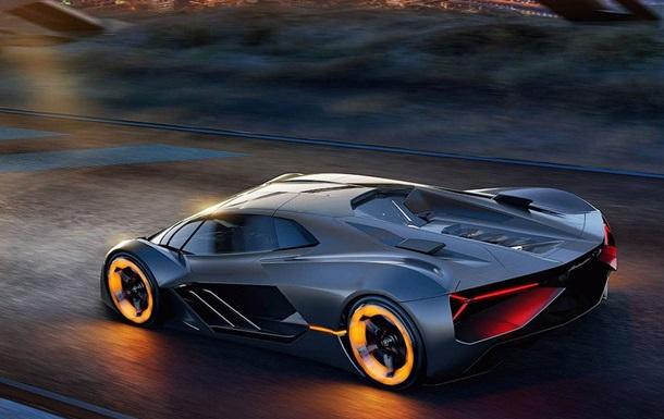 Lamborghini показав унікальний суперкар майбутнього