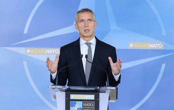 НАТО змінює командну структуру через дії Росії