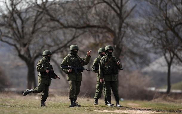 В РФ считают, что в Крыму теперь достаточно войск