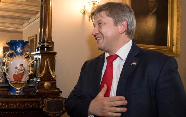 ГФС возобновила проверку министра Данилюка
