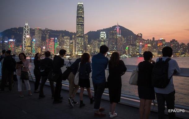 Гонконг став найвідвідуванішим містом у 2017 році